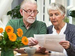 Пенсия за август работающим пенсионерам