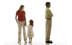 развестись с мужем если есть ребенок