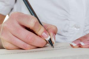 Как правильно написать расписку о получении денег: требования