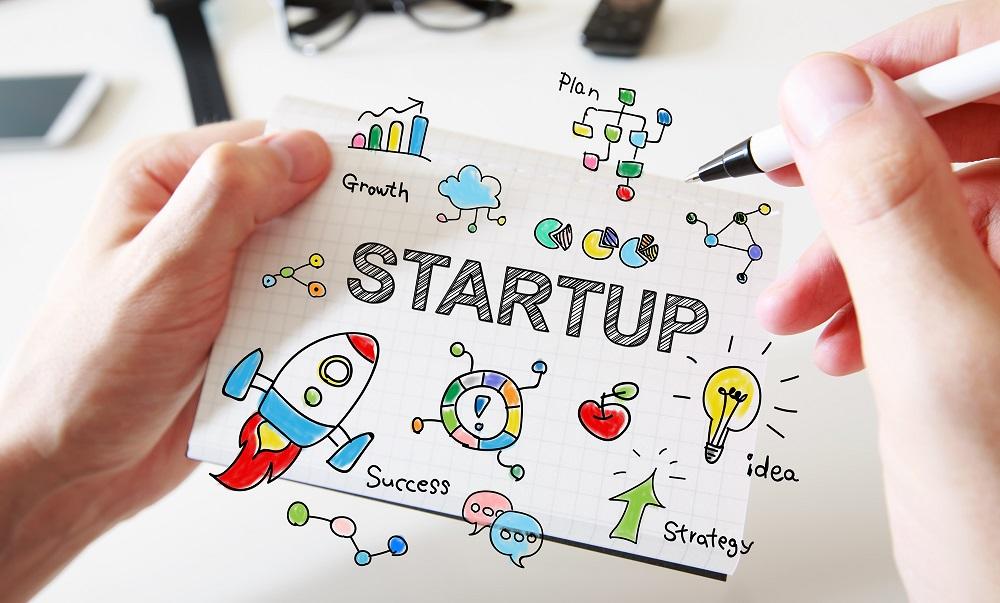 Рисунок стартапа