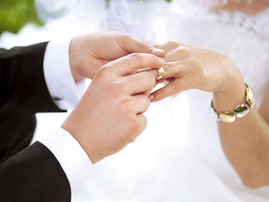 Процедура бракосочетания