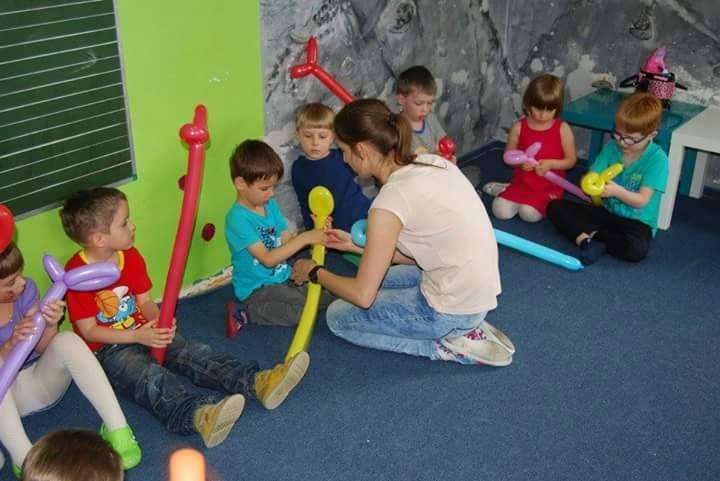 Детский сад в Польше