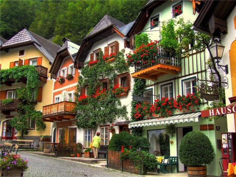 Дома в Австрии