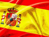 флаг и герб Испании