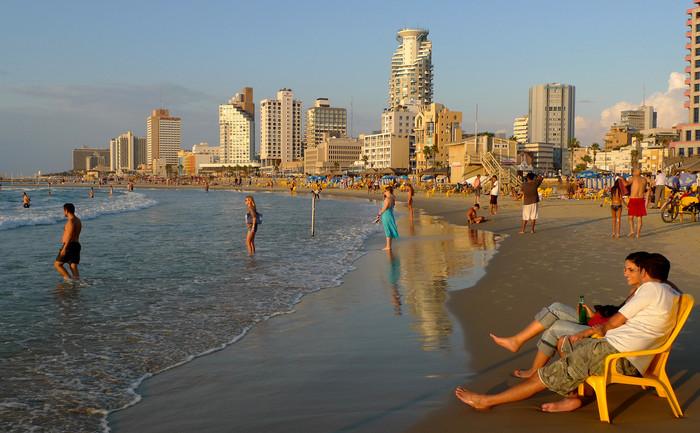 Израильский курорт