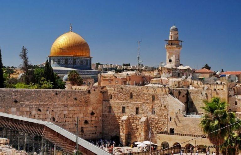 Иерусалимский пейзаж