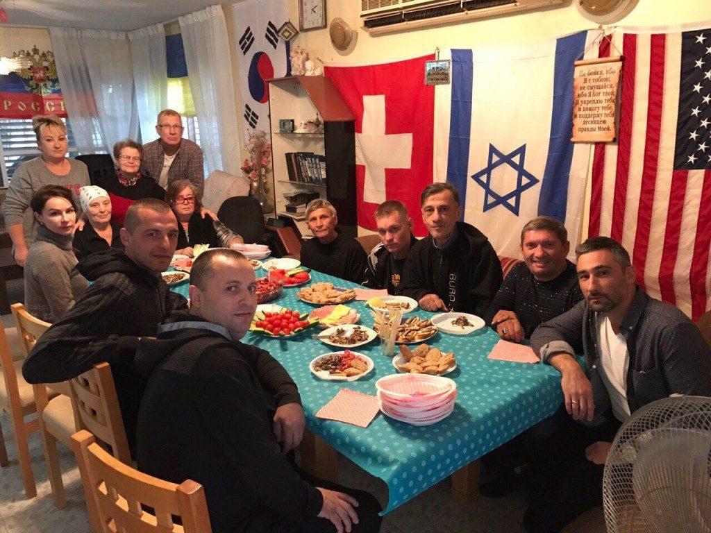 Израильские репатрианты