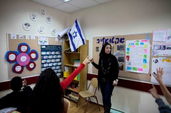 Урок в израильской школе