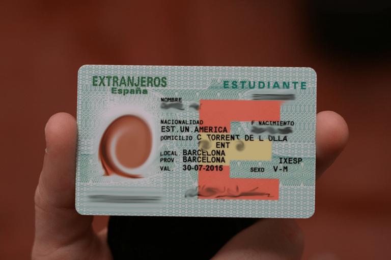 как получить тархету естранхера в испании обладателей термобелье