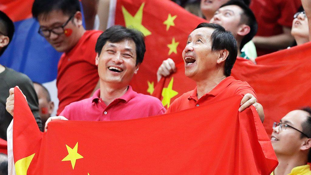китайские люди