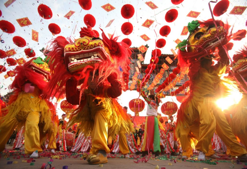 Китайский праздник