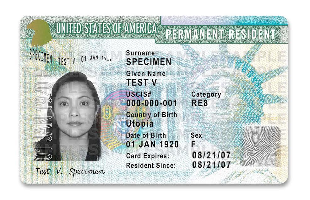Legal Permanent Resident