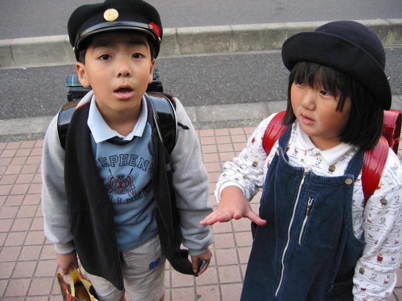 Маленькие японцы