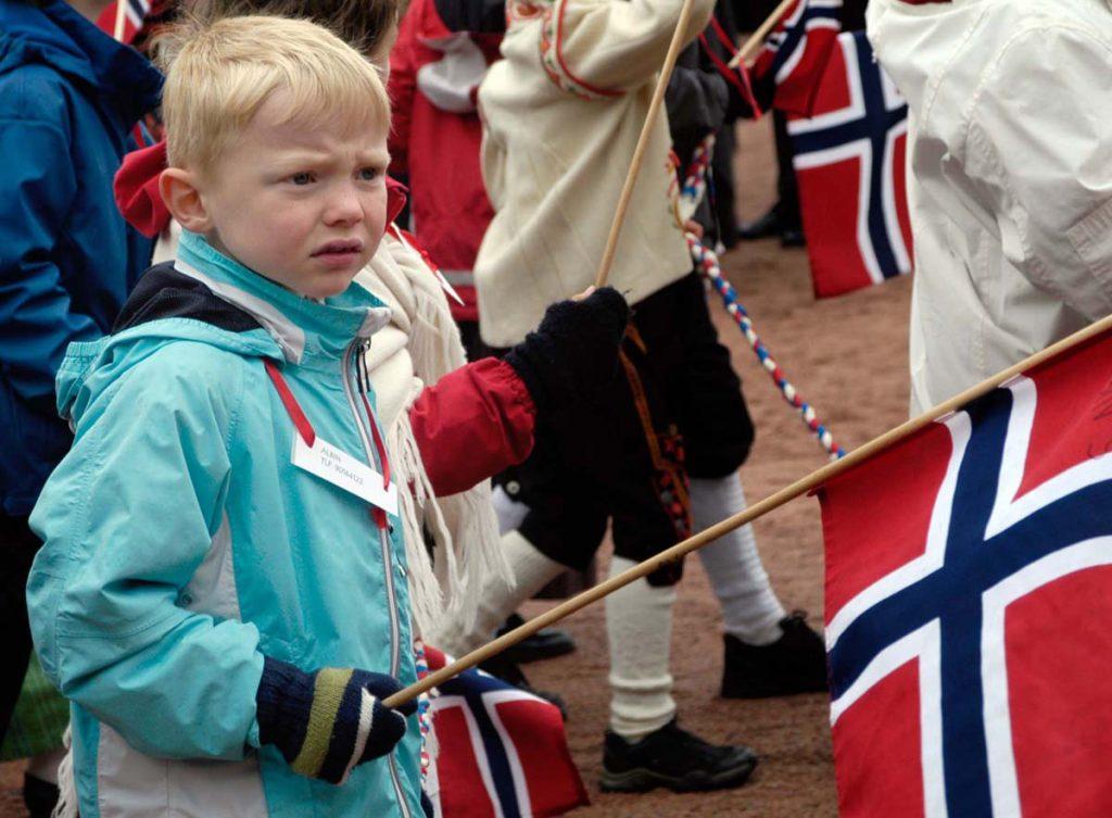 Норвежский ребёнок