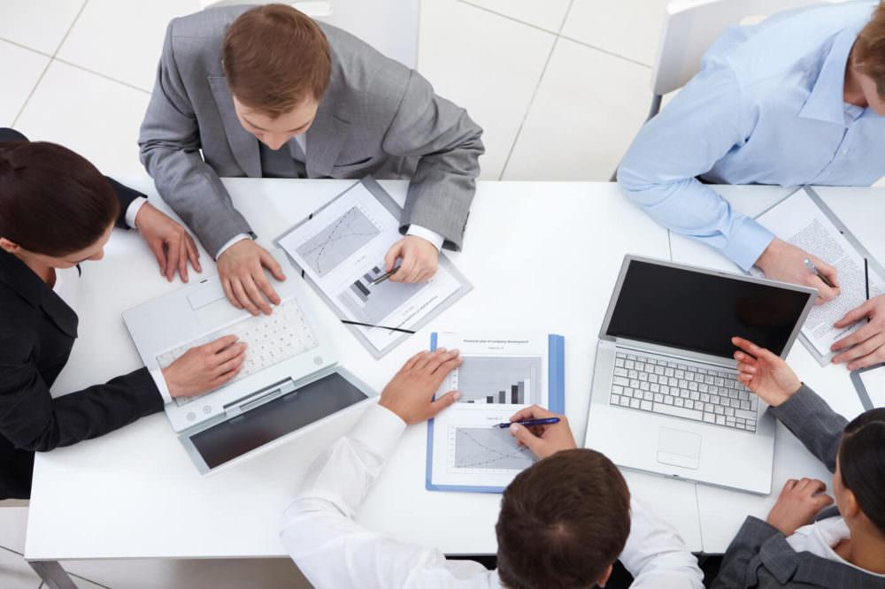 Рработа над созданием бизнес-плана