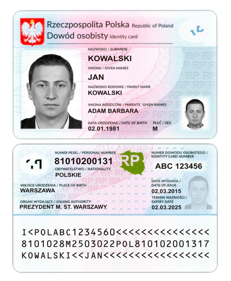 ID-карта гражданина Польши