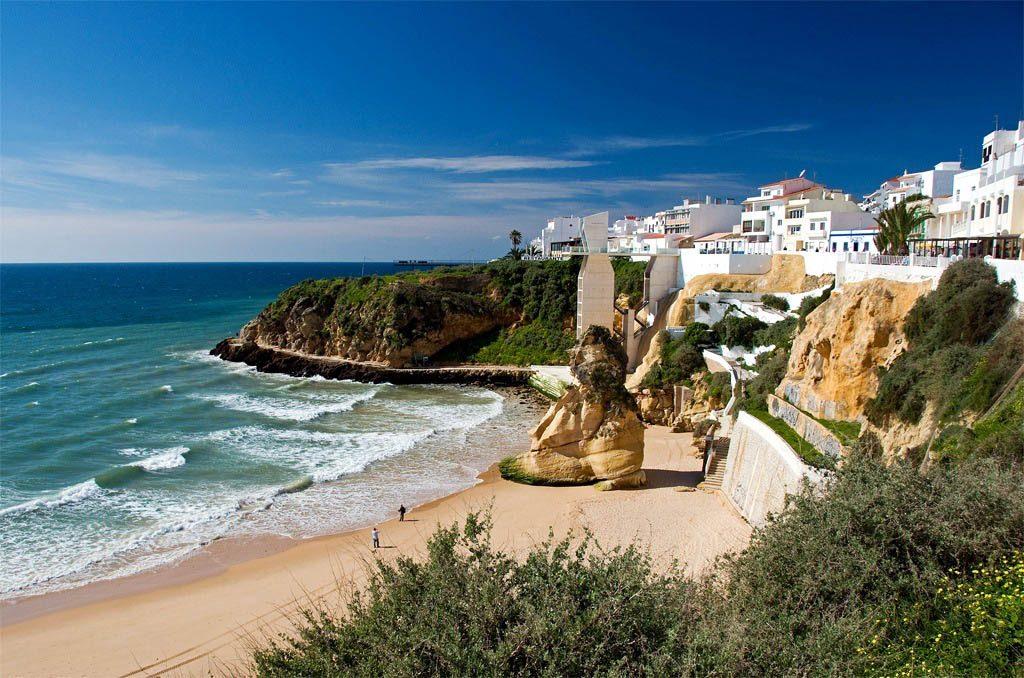 Пейзажи Португалии