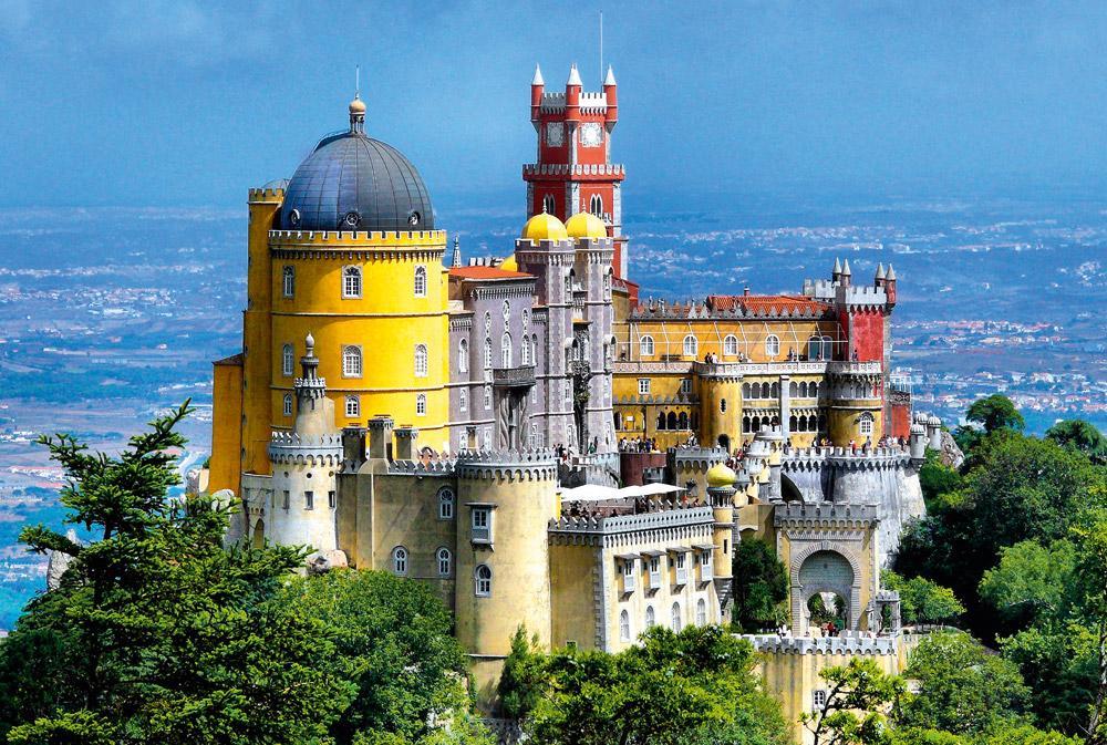 Замок Португалии