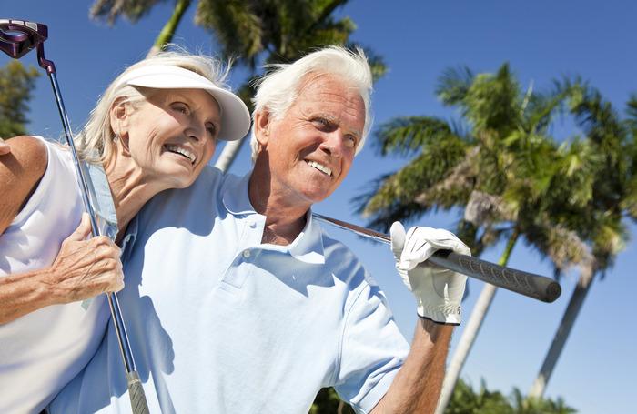 пожилые американцы