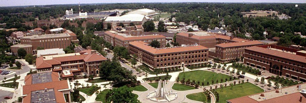 корпуса Purdue University