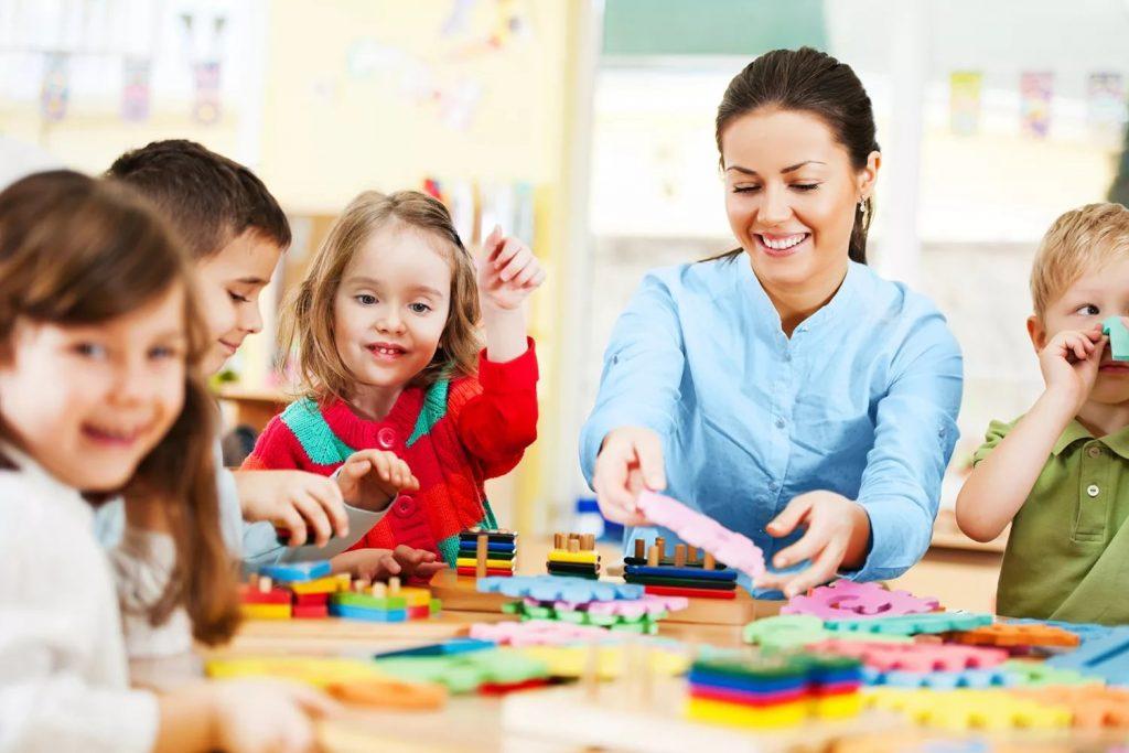 Семейный детский сад