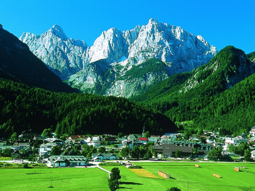 Словенские Альпы