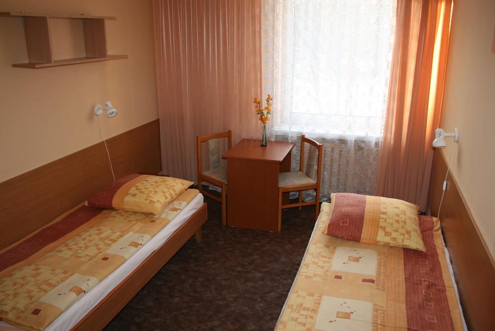 Студенческое общежитие в Польше