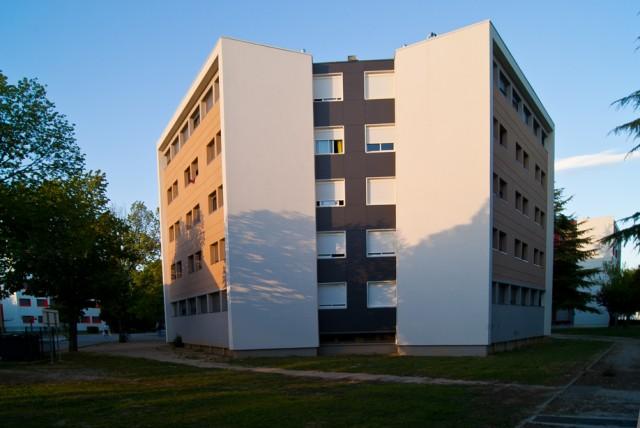 Студенческое общежитие во Франции