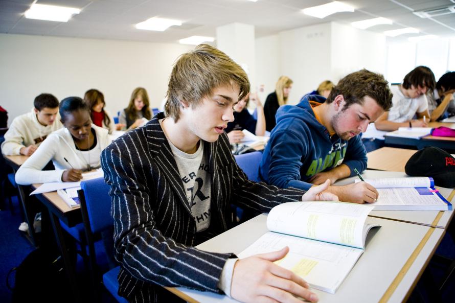 студенты британского вуза