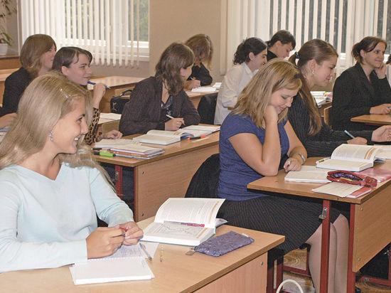 Ученики польской гимназии