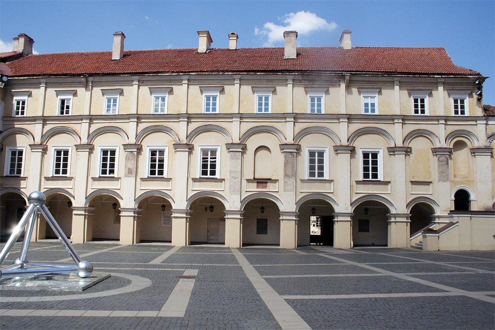 Университет в Вильнюсе