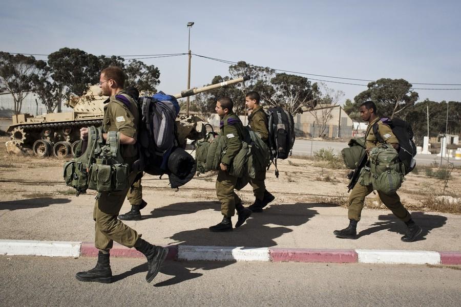 Война в Израиле