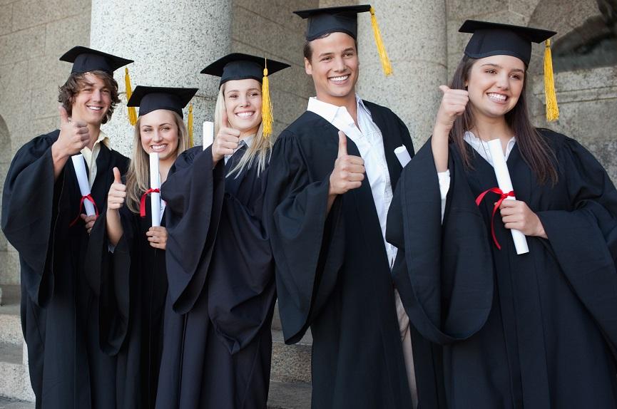 Выпускники австралийского вуза