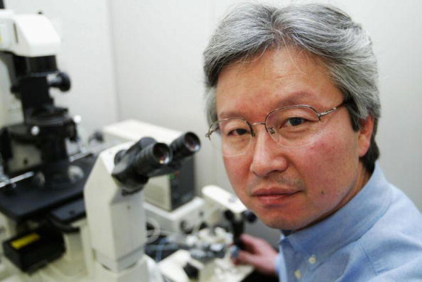 Японский ученый