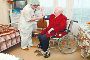 Как оформить иналида пенсионер без гражданства в дом престарелых дома престарелых в тульской обл