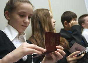 Какие документы нужны 14 летнему подростку для получения паспорта