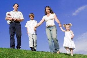 Сколько детей счастья многодетная семья