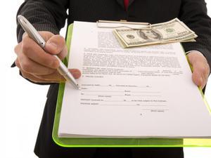 Конфискация имущества при невыплаченном кредите