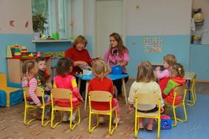 Образец заполнения заявления для перевода в другой детский сад