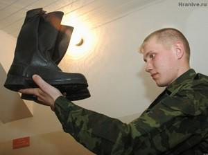До скольки лет принимают в армию
