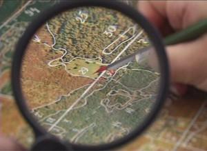 Как найти свободный земельны участок на кадастровой карте