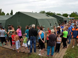 Где проживают беженца в России