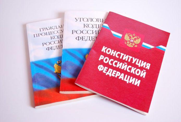 Законы РФ о видеосъёмке