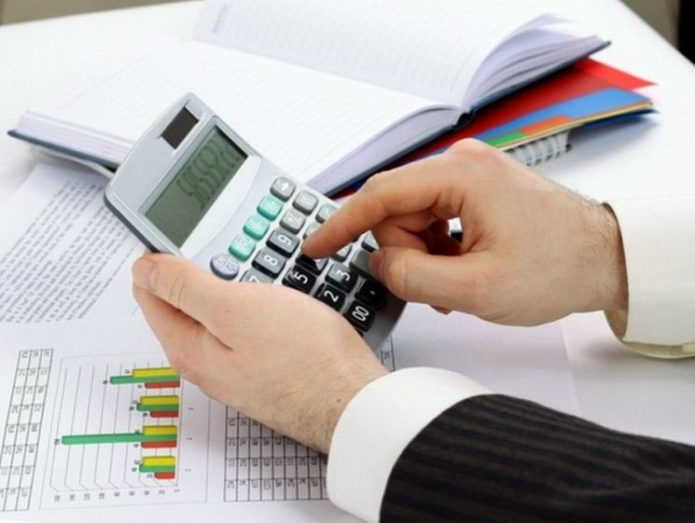 Подсчёт размера субсидии на калькуляторе