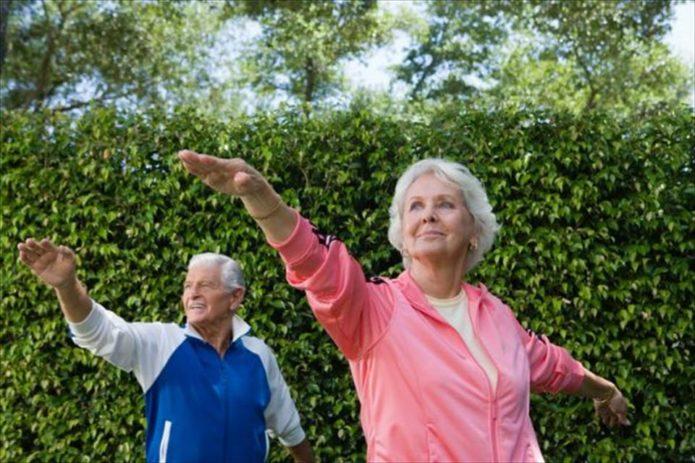 пенсионер спортсмен