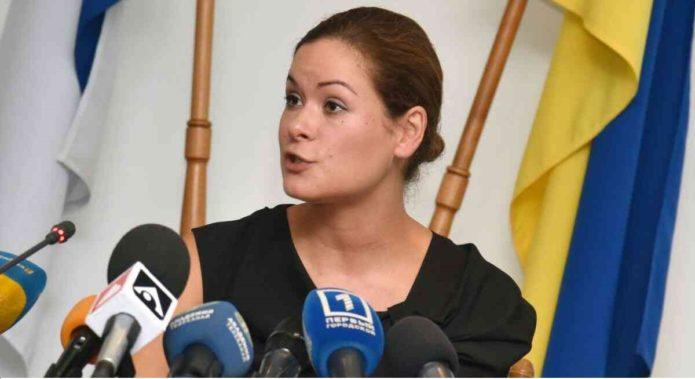 Мария Гайдар в России
