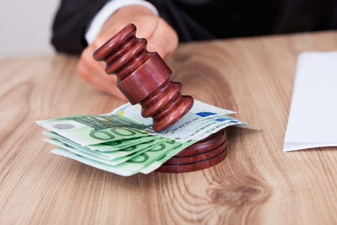 Решение о порядке выплаты алиментов