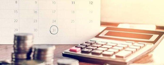Калькулятор, календарь и монеты