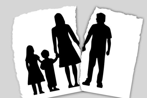 Разрыв семьи