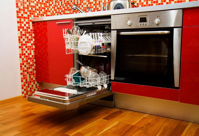 Возврат посудомоечной машины